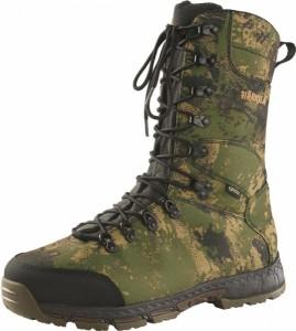 buty z membraną i kamuflażem