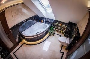 łazienka marmurowa