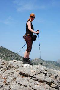 trekking w Grecji